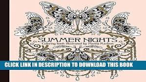 Anatomy Coloring Book 4th Edition Pdf Summer Nights Originally Published In