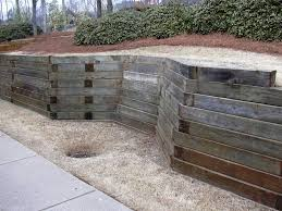 Outdoor & Landscaping: Captivating Retaining Wall Using Landscape ... Retaing Wall Ideas For Sloped Backyard Pictures Amys Office Inground Pool With Retaing Wall Gc Landscapers Pool Garden Ideas Garden Landscaping By Nj Custom Design Expert Latest Slope Down To Flat Backyard Genyard Armour Stone With Natural Steps Boulder Download Landscape Timber Cebuflightcom 25 Trending Walls On Pinterest Diy Service Details Mls Walls Concrete Drives Decorating Awesome Versa Lok Home Decoration Patio Outdoor Small