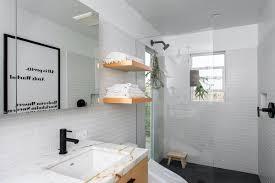 best 33 modern bathroom drop in sinks subway tile walls