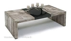 Gray Wash Coffee Table Beautiful On Reclaimed Wood Urban Rustic