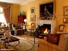 Natural Living Room Wallpaper Interior Decoration