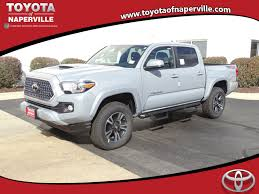 New 2019 Toyota Tacoma TRD Sport Double Cab In Naperville #T28499 ... 2018 Toyota Tundra Trd Sport Exterior And Interior Walkaround Preowned Toyota Truck Highlander Le Utility In Hollywood 2017 Tacoma Crew Cab Pickup Hiram Sport Double 5 Bed V6 4x4 At Truck Youtube Review 2015 Is Your Weekend Getaway Bestride New I Tuned Suspension Nav 4 1980 4wd 49k Original Miles Paint 2016 Offroad Vs Mishawaka Jm173303