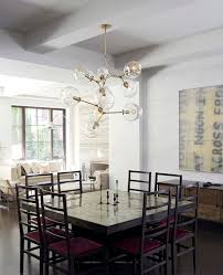 Aarons Dining Room Sets by Lindsey Adelman Chandelier Dining Room By Steffani Aarons Dining