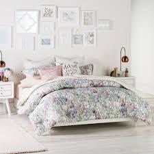 Kohls Jennifer Lopez Bedding by Lauren Conrad Wildflower Comforter Set