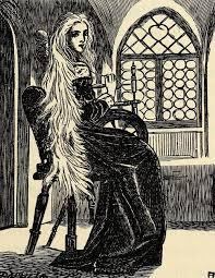 Illustration For The Princess And Goblin By George MacDonald 1911 Blackie