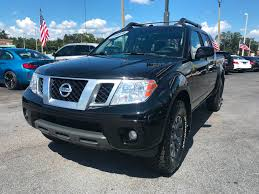 2014 Used Nissan Frontier 4WD Crew Cab SWB Automatic PRO-4X At ...