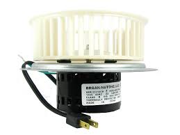 Nutone Bath Fan Motor by Nutone 0696b000 Motor Assembly For Qt100 And Qt110 Series Fans