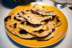butter naan rezept einfach selber backen
