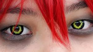 Prescription Halloween Contacts Astigmatism by Halloween Contacts Could Be Scary For The Users Too The Kansas