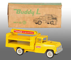 Pressed Steel Coca-Cola Buddy L Truck Toy. Rare Vintage 1950s 50 Buddy L Cocacola Coke Delivery Truck Baby Piano And Vintage Buddy Dump Truck Cacola Pressed Steel Delivery Model By Cacola Trucks Trailers 1979 Set In Box Trucks For Sale Pictures Coca Cola Gmc 550 Cab Circa 1960 Coca Cola Wbox Mack Collectors Weekly Japan Complete Whats It Worth 43 Paper Plates Cups With Lids Images Toy