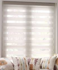These Exceptionally Designed Sheer Shades By American Blinds Gives You The Light Control Of A Horizontal Blind While Providing Filtering Effects
