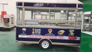 100 Crepe Food Truck Cart Trailer For Ice Cream Pancake Buy