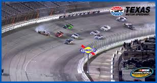 100 Nascar Truck Race Results Johnny Sauter Noah Gragson Caught Up In Multitruck Wreck NASCARcom