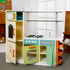 Kidkraft Grand Gourmet Corner Kitchen Play Set by Tag For Kitchen Set Dimension Nanilumi