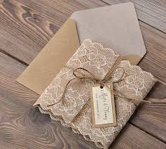 Rustic Bridal Shower Invitation Ideas