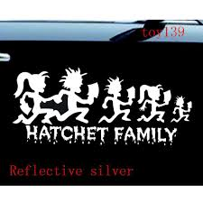 ICP HATCHETMAN FAMILY Hatchet Girl Decal Vinyl Sticker / Funny Diy ... Nobody Cares About Your Stick Figure Family For Jeep Wrangler Free Shipping Bitch Inside Bad Mood Graphic Funny Car Sticker For Stickers Fun Decals Cars Best Paper Printer Tags Matte Truck Personality Warning Boobies Make Me Smile Own At Home Fridge Ideas On Pinterest Bessky 3d Peep Frog Window Decal Graphics Back Off Bumper Humper Tailgate Vinyl Creative Mum Baby Board Waterproof My Guns Auto Prompt Eyes