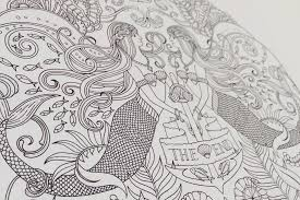 Forget Video Games And Tech In General Adult Coloring Books Are The Latest Way To Relax