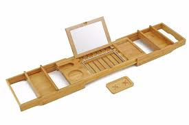 Bamboo Bathtub Caddy Canada by Bamboo Bathtub Caddy Bath Tray U2013 Unique Varieties