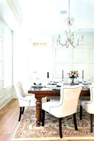 Nailhead Dining Room Chairs F53X In Rustic Small Home Decor Within Inspirations 16