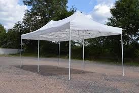 tonnelle parapluie pas cher barnum pliant blanc 3x6m acier 30mm pas cher 100 étanche e