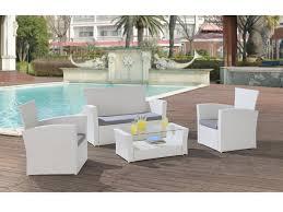 canap salon de jardin salon jardin arequipa canap 2 fauteuils table basse salon de jardin