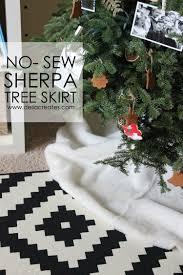 72 Inch Christmas Tree Skirt Pattern by Pattern To Cut And Sew Christmas Tree Skirt Christmas Lights
