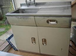 50s Kitchen Sink