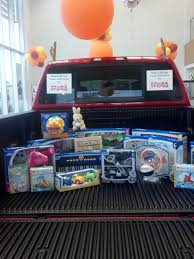 100 Texas Truck And Toys Bates Nissan Stuffs A For For Tots