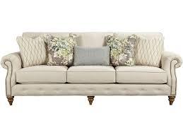 Paula Deen Furniture Sofa by Paula Deen By Craftmaster Living Room Sofa P763250bd Craftmaster