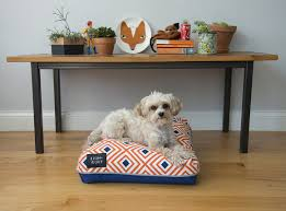 Llbean Dog Bed by Designer Geometric Dog Beds Lion Wolf