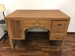 Vintage Colonial Style Big Teak Desk With Drawers, Furniture ... British Colonial Style Patio Outdoor Ding American Fniture 16201730 The Sevehcentury And More Click Shabby Chic Ding Room Table Farmhouse From Khmer To Showcasing Rural Cambodia Styles At Chairs Uhuru Fniture Colctibles Sold 13751 Shaker Maple Set Hardinge In Queen Anne Style Fniture Wikipedia Daniel Romualdez Makes Fantasy Reality This 1920s Spanish Neutral Patio With Angloindian Teakwood Console Outdoor In A Classic British Colonial