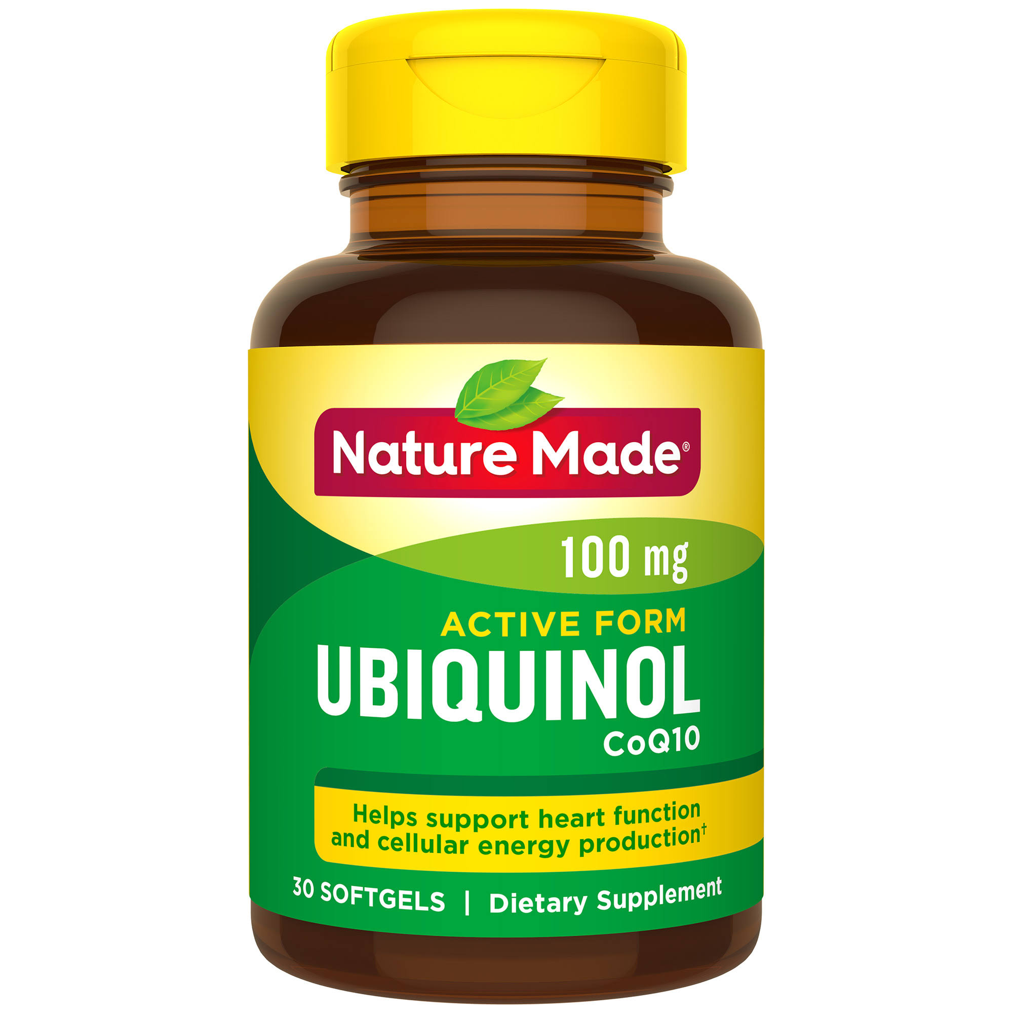 Nature Made Ubiquinol CoQ10 Supplement - 30ct