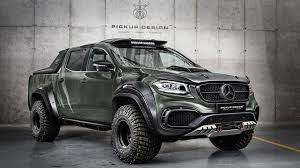 100 Mercedes Benz Pickup Truck 2020 Easypaintingco