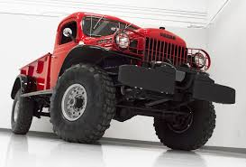 100 Service Trucks For Sale On Ebay EBay Listing A Legendary 1946 Dodge Power Wagon EBay Motors Blog