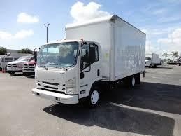 100 16 Ft Box Truck 20 Used Isuzu NPR HD FT DRY BOX TRUCK TUCK UNDER LIFTGATE