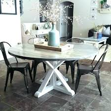 Farmhouse Dining Table Set Small Kitchen Tables Industrial Meets Hack Designs And Chairs Rustic