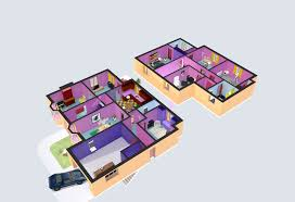 100 Simpsons House Plan Little Bit Of Fun This One Its The In 3D Go
