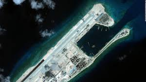 Sinking Islands In The South Pacific by Fisherman Caught In The South China Sea Fray Cnn