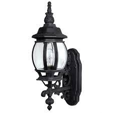 motion sensing outdoor wall mounted lighting in mount plan 1 l