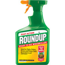 Roundup Fast Action Weedkiller 1L