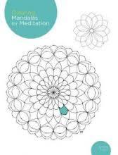 Coloring Mandalas For Meditation