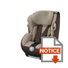 notice siege auto bebe confort iseos bebe confort siège auto groupe0 1 opal earth brown achat