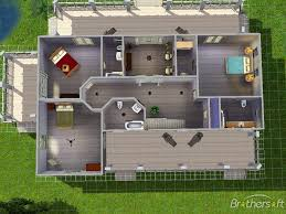 Sims 3 Floor Plans Download by Sims3 Beach House 2 Free Download