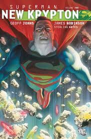 Graphic Novel SUPERMAN NEW KRYPTON