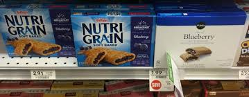 Publix Nutri Grain Bars