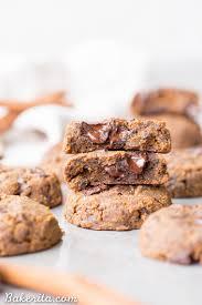 Libbys Pumpkin Cookies Oatmeal by Soft Chocolate Chip Pumpkin Cookies Gluten Free Paleo Vegan