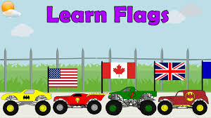 Monster Truck Videos - Learn Country Flags For Kids, Educational ... Kids Truck Video Fire Engine 2 My Foxies 3 Pinterest Red Monster Trucks For Children For With Spiderman Cars Cartoon And Fun Long Videos Garbage Youtube Best Of 2014 Gaming Cartoons Promo Carnage Crew Armed Men Kidnap Orphans Alberton Record Bulldozer Parts Challenge Themes Impact Hammer