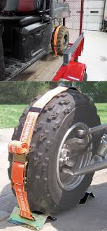 100 Tie Downs For Trucks PackEm Wheel Down Kit For Truck Beds And Trailers 30 Tires