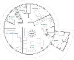104 Tree House Floor Plan Interior S Round