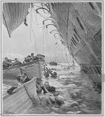 Where Did The Rms Lusitania Sink by 07 May 1915 Lusitania Sunk By German Submarine Photos And Images